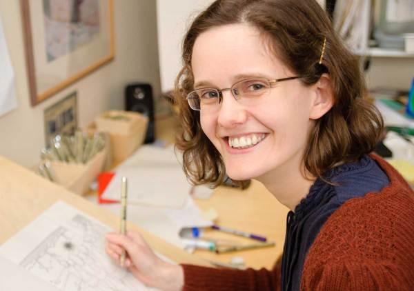 Katie Green. Photo: Chris Bertram
