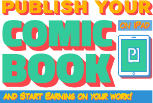PressPad Comics Portal