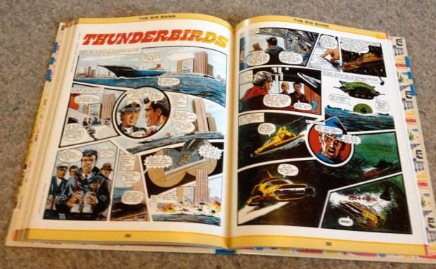 Thunderbirds Collection: John Cooper spread