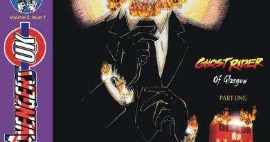 Avengers UK Volume 2 Issue 1 - Fan Project