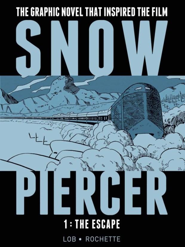 Snowpiercer Volume 2: The Escape