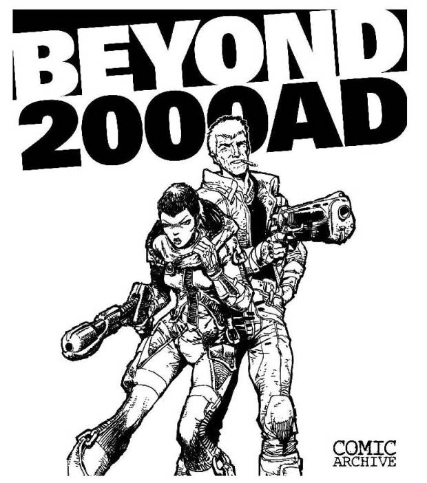 Beyond 2000AD - from Hibernia