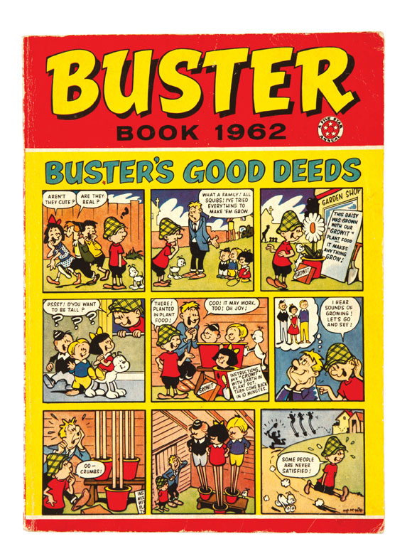 The first Buster Book.
