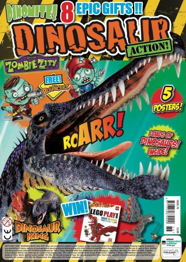 Dinosaur Action Issue 77