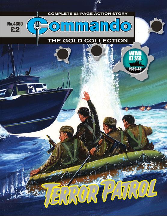 Commando 4660