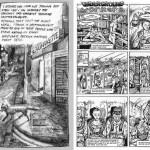 Panel Borders - Fine Art Comics