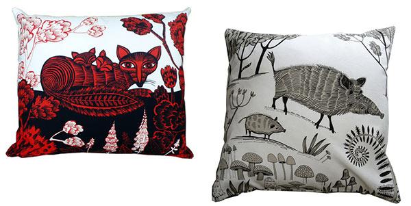 Lush Cushions