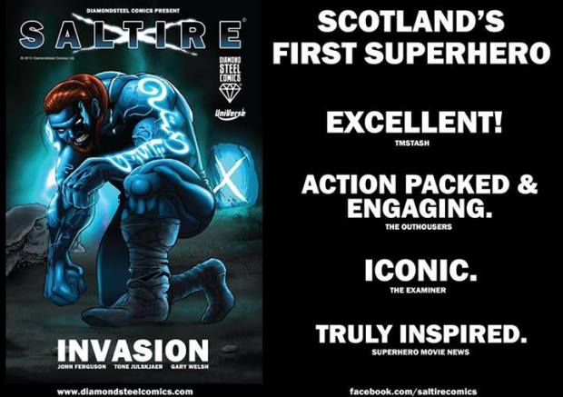 Saltire Competition Image