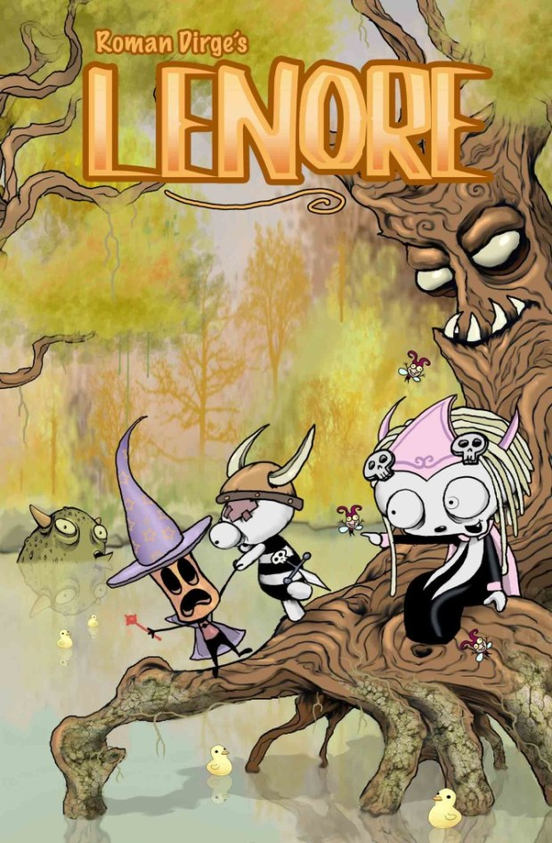 Lenore #9 Cover