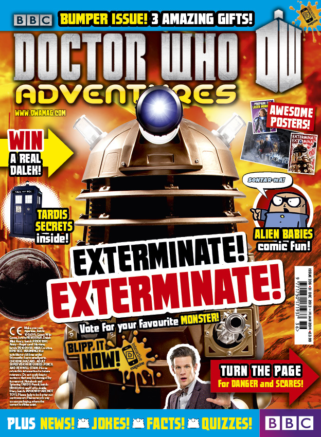Doctor Who Adventures 336