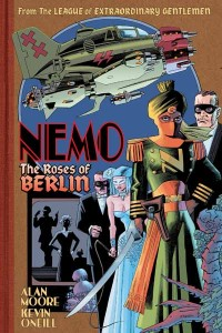 Nemo: The Roses of Berlin - Cover