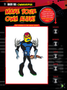 Ben 10 Issue 1 - Digital Edition - Know Your Alien
