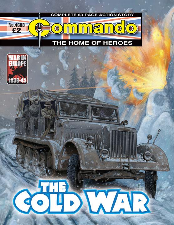 Commando 4683