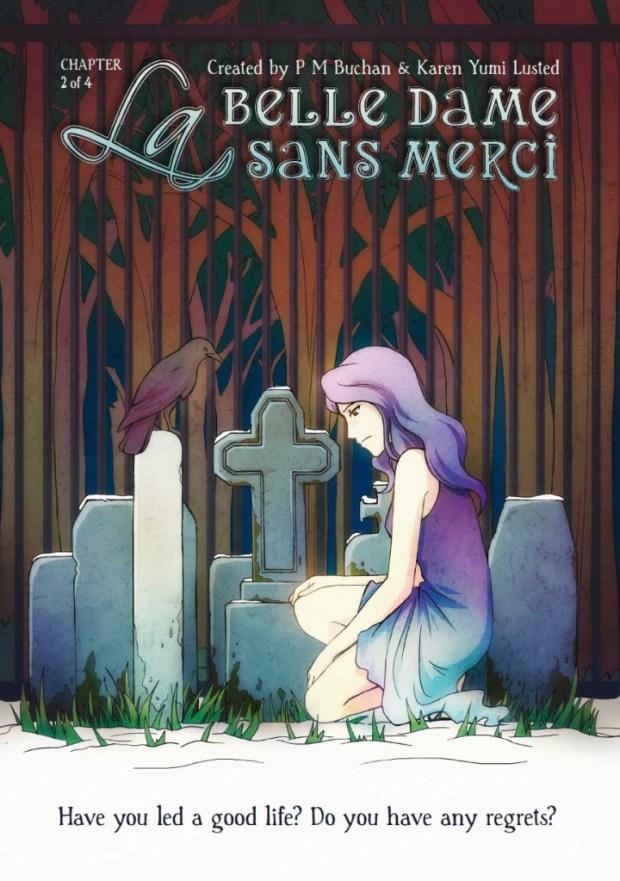 La Belle Dame Sans Merci #2 Cover-Karen-Yumi-Lusted