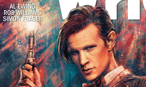 Doctor Who: Eleventh Doctor #1 SNIP