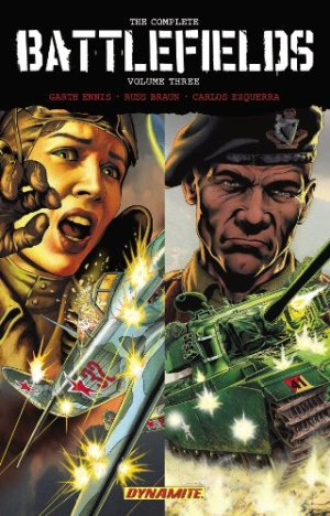 Complete Battlefields Volume 3 by Garth Ennis
