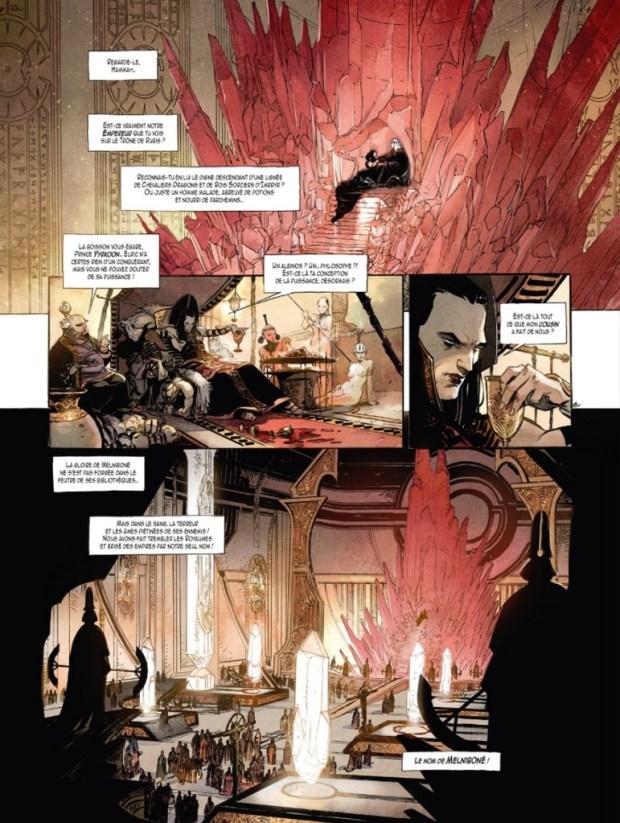 Elric: The Ruby Throne (Glenat Edition)