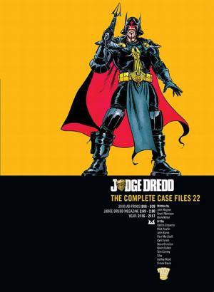 Judge Dredd: The Complete Case Files 22