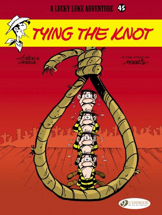 Lucky Luke: Tying the Knot