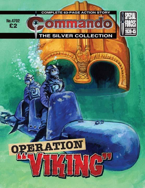 Commando 4702