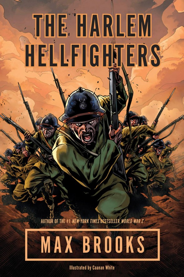 Harlem Hellfighters - Cover