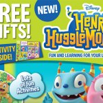 Henry Hugglemonster Magazine Launch