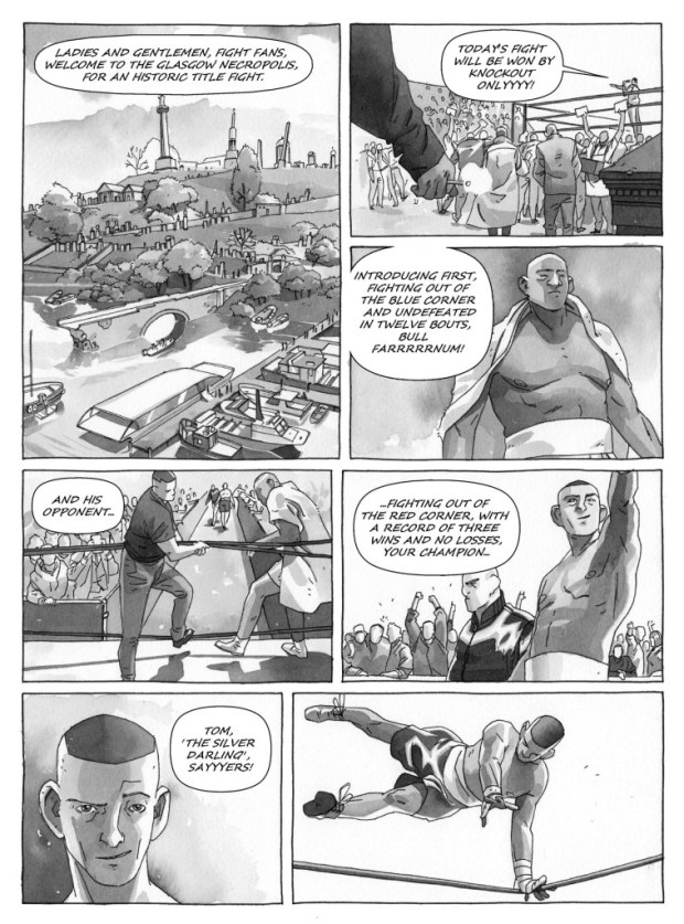 IDP 2043 Art by and © Will Norris