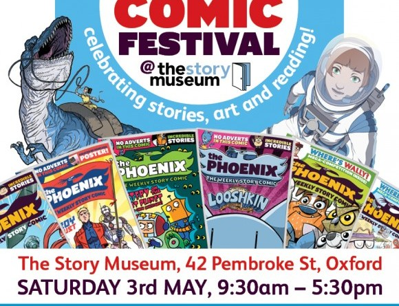 Phoenix Children's Comic Festival 2014