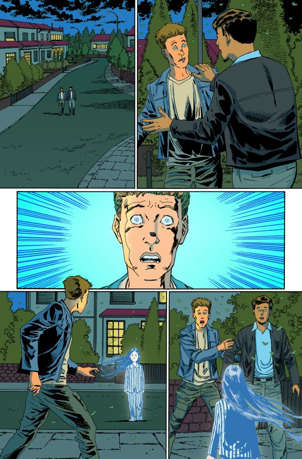 Terminal Hero #1 Sample Page 3