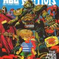 ABC Warriors: Mek Files 01 - Cover