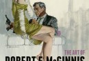 """Titan Books to release """"The Art of Robert E. McGinnis"""" in October"""