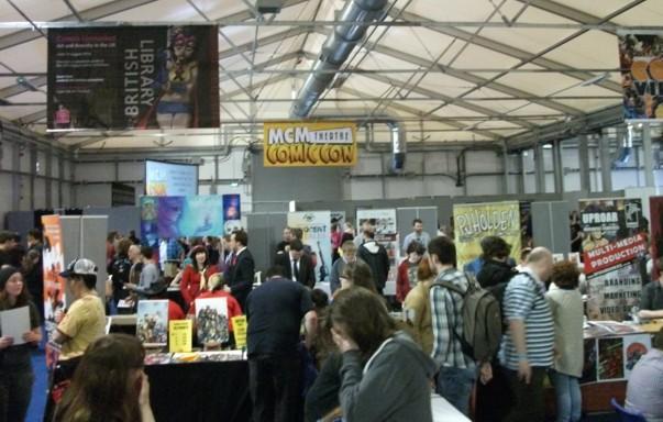 MCM Comic Village