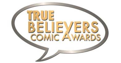 Ture Believers Comic Awards