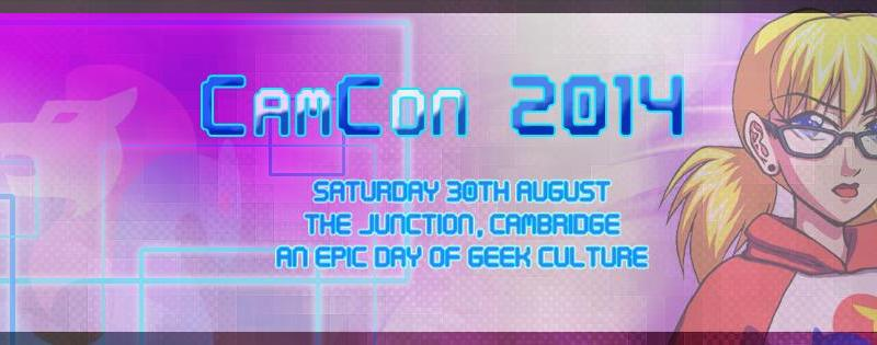 CamCon 2014 Banner