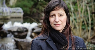 Emma Vieceli. Photo: Lisa Curtis Photography