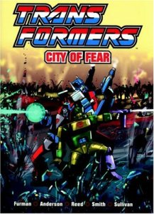 Transformers: City of Fear