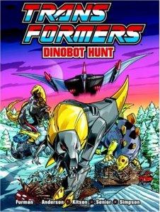 Transformers - Dinobot Hunt