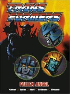 Transformers: Fallen Angel