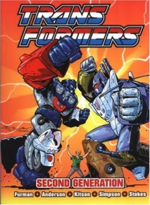 Transformers: Second Generation