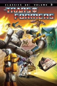 Transformers Classics: UK Volume 3