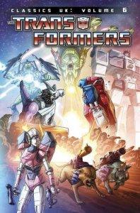 Transformers Classics UK Volume 6