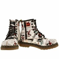 Beano-inspired footwear from Doc Martens