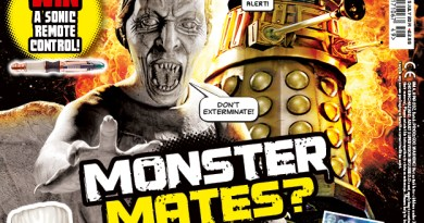 Doctor Who Adventures 349