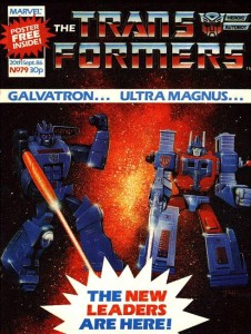 Transformers Issue 79