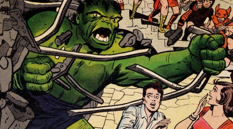 75 Years of Marvel - Sample Spread