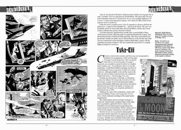 Countdown to TV Action - Sample Spread - Page 50