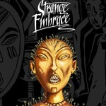 Strange Embrace - Cover