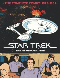Star Trek: The Newspaper Strips Volume One