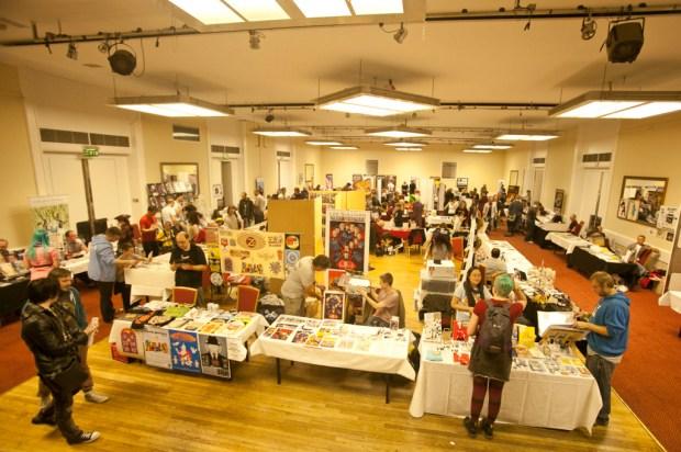 Nerdfest 2013. Image: Nottingham Comic Convention