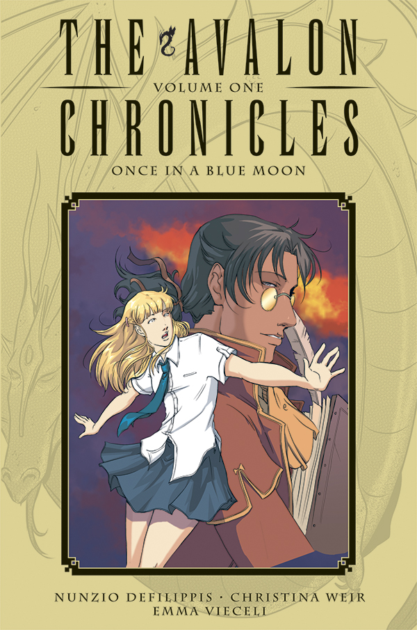 Avalon Chronicles Volume One